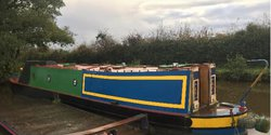 50ft Black Country Trad Narrowboat Live-Aboard
