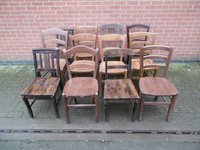 Solid Wooden Chairs For Sale