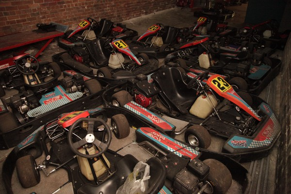 Corporate Kart Fleet for sale