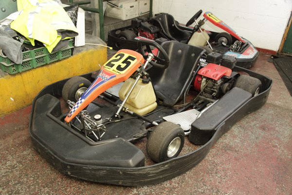 Eglem Karts For Sale