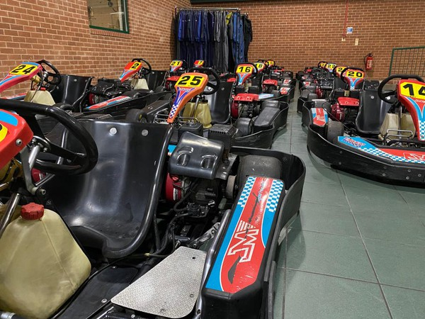 Rental Karts for Sale