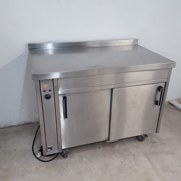 Used Hot Cupboard Trolley