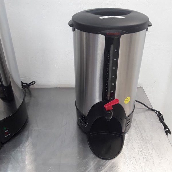 Ex Demo Caterlite J709 Water Boiler 10 L Manual