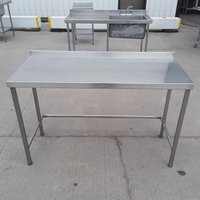 1400mm Used Stainless Steel Table