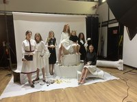 Giant Fake Wedding Cake Prop - Guildford, Surrey