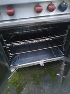 Moorwood Vulcan Oven For Sale