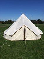 30x 5m ZIG Bell Tents & Coir Matting - Bristol