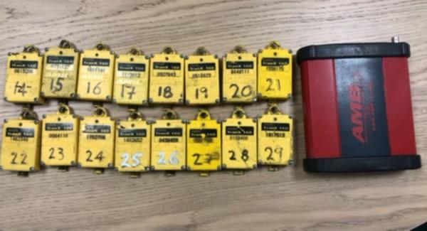 Kart Transponders