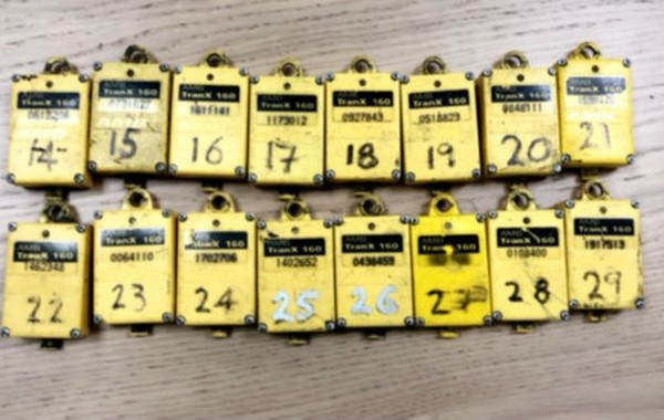 Used Kart Transponders for sale