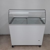 New B Grade Tefcold IC300SC Ice Cream Display Freezer (10208) - Bridgwater, Somerset