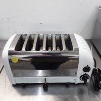 Used Dualit E975 6 Slot Toaster (10204) - Bridgwater, Somerset