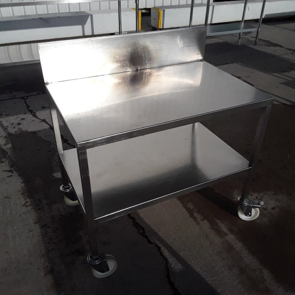 195cm Used Stainless Steel Stand