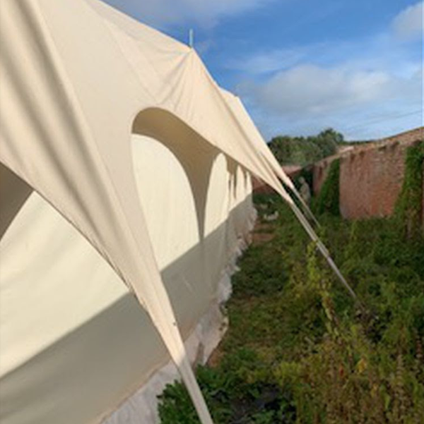 World tents pole marquee