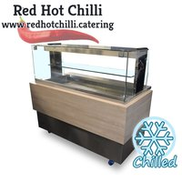 Refrigerated display fridge / counter