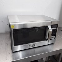 Used Buffalo GK642 Microwave Programmable 1100W	(10240)