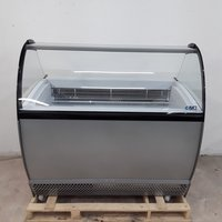 New B Grade ISA ISABELLA LX 10 Ice Cream Display Freezer (10250)