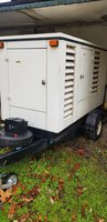 25 kVA road tow generator