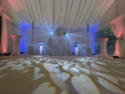 Moving lights Event setup