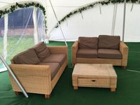 Rattan furniture for hire