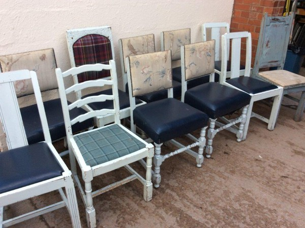 Shabby chairs for sale