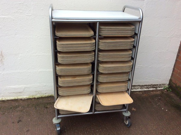 Tray racks for sale