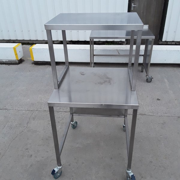 Used Stainless Steel Table (10272)