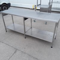 Used Stainless Steel Table (10273)