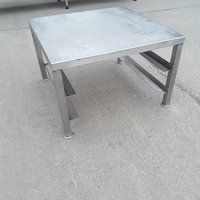 Used Stainless Steel Stand (10274)