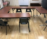 Folding table for sale Luton