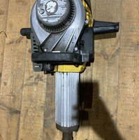 Wacker Marquee peg driver for sale