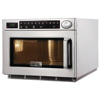 Brand New Buffalo GK640 Microwave Programmable 1850 W (U10287)