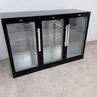 Brand New Diaminox LG-330H 3 Door Bottle Fridge	(A10285)
