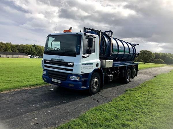 Daf 3000 Gallon Vacuum Tanker