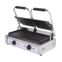Brand New Imettos 101018 Double Contact Panini Grill (10283)