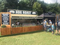 Selling Hog Roast Catering Unit High Output