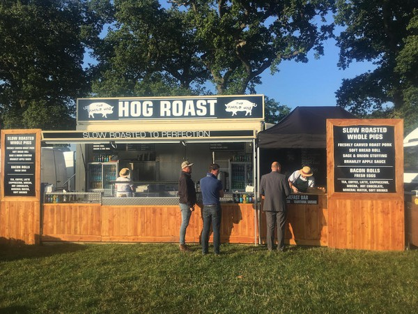Hog Roast Catering Unit High Output for sale