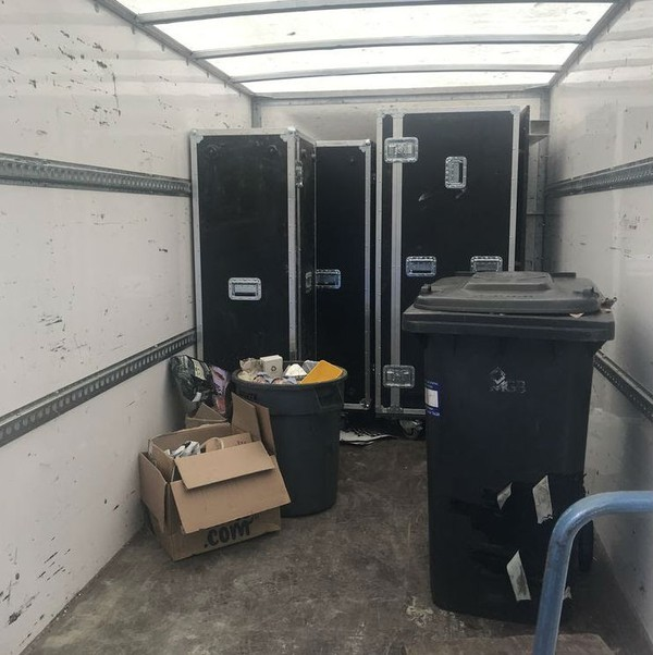 Large box trailer for sale
