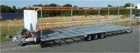 Toilet transport trailer for sale