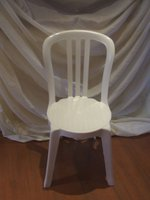 White Bistro Chairs