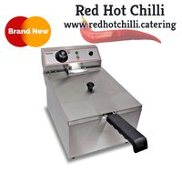 Electric Single Countertop Fryer (Ref: RHC4212) - Warrington, Cheshire