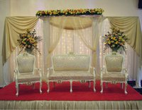 Wedding Sofa / chaise longue