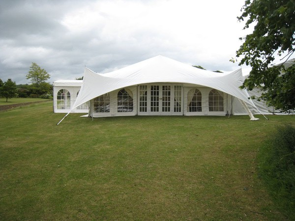 9m Solent Canopy - Wiltshire
