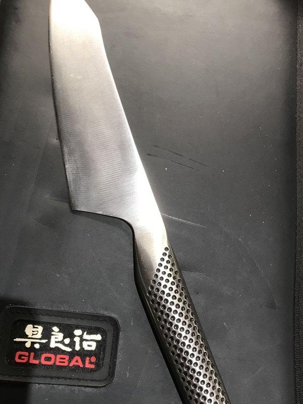 Second Hand Global G-7 18cm Deba Knife