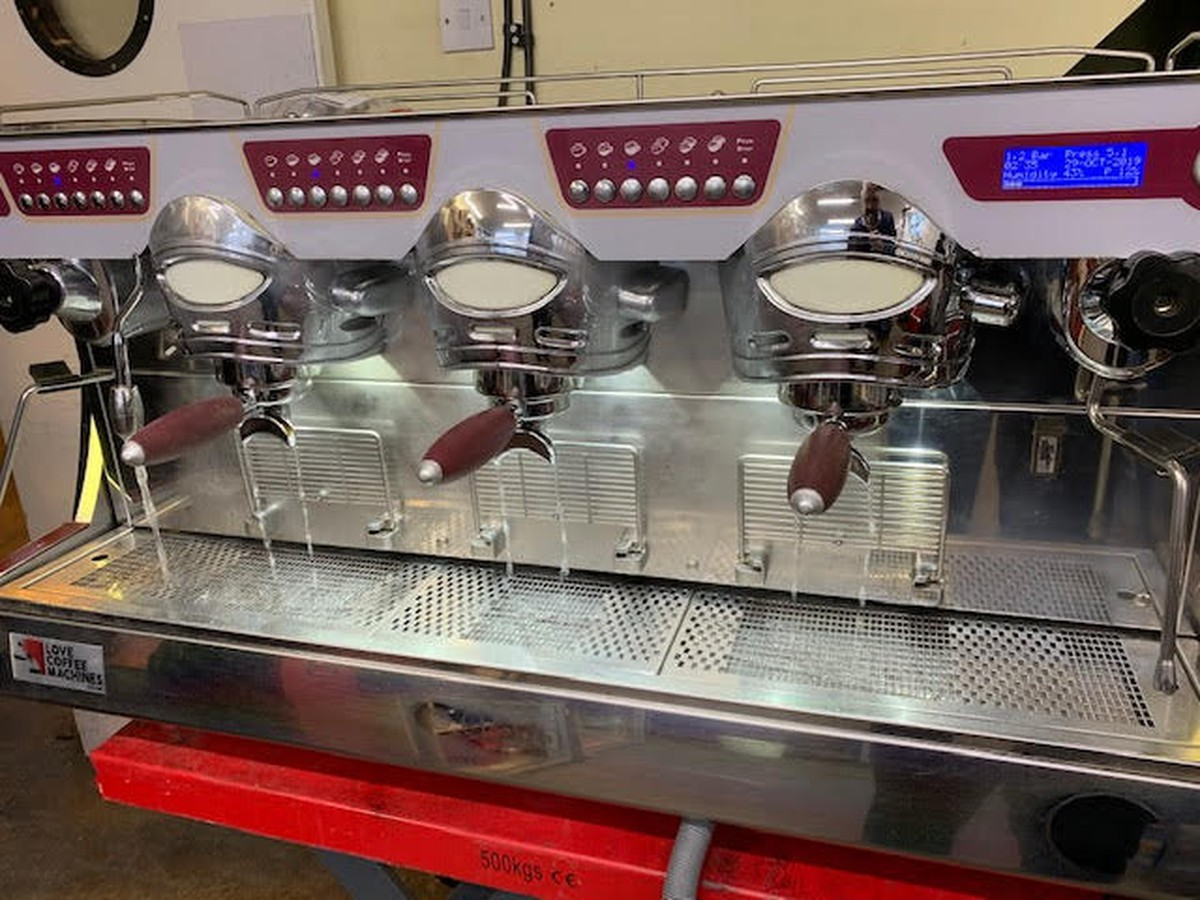 3 Group Astoria Coffee Machine East Sussex