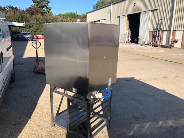 10 Grid Electric Combi Master Oven For Sale
