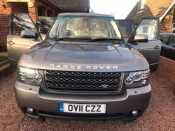 Range Rover 4.4 TD V8 Vogue SE 5dr - Essex
