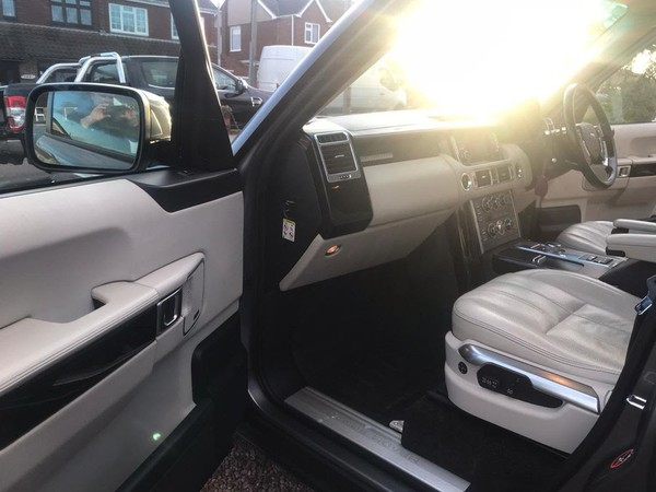 Used Range Rover V8 For sale
