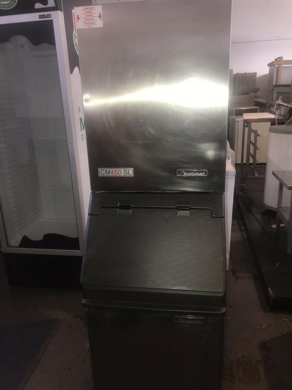 Scotsman CM 450 SL Ice Machine For Sale