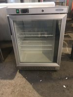 Tefcold Glass Door Display Freezer for sale