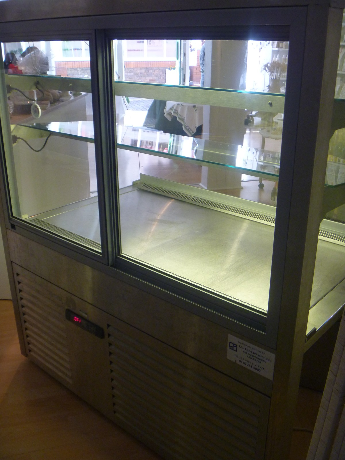 Used Walk In Coolers For Sale >> Secondhand Catering Equipment | Patisserie and Cake ...